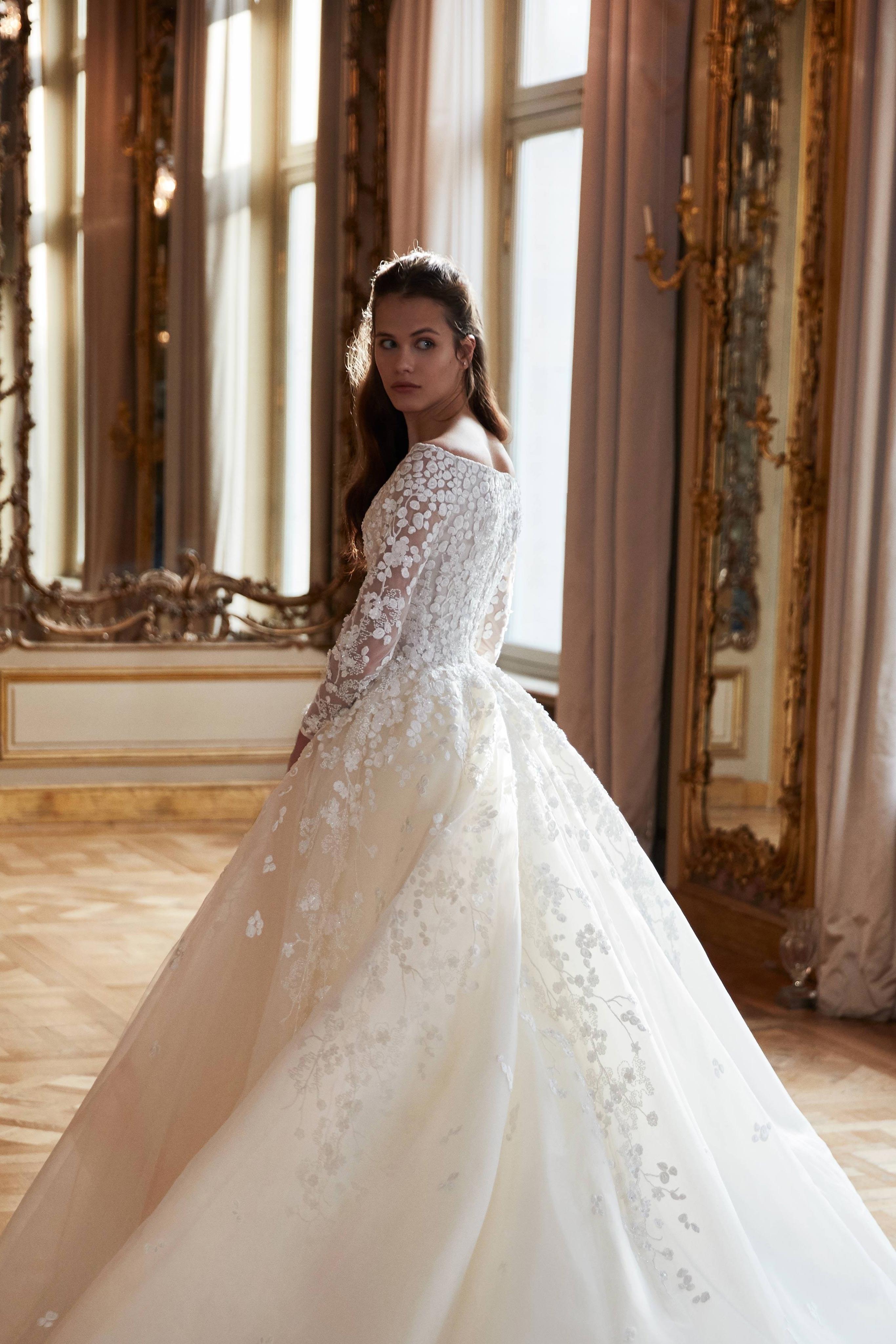 Vestidos de novia Elie Saab 2019