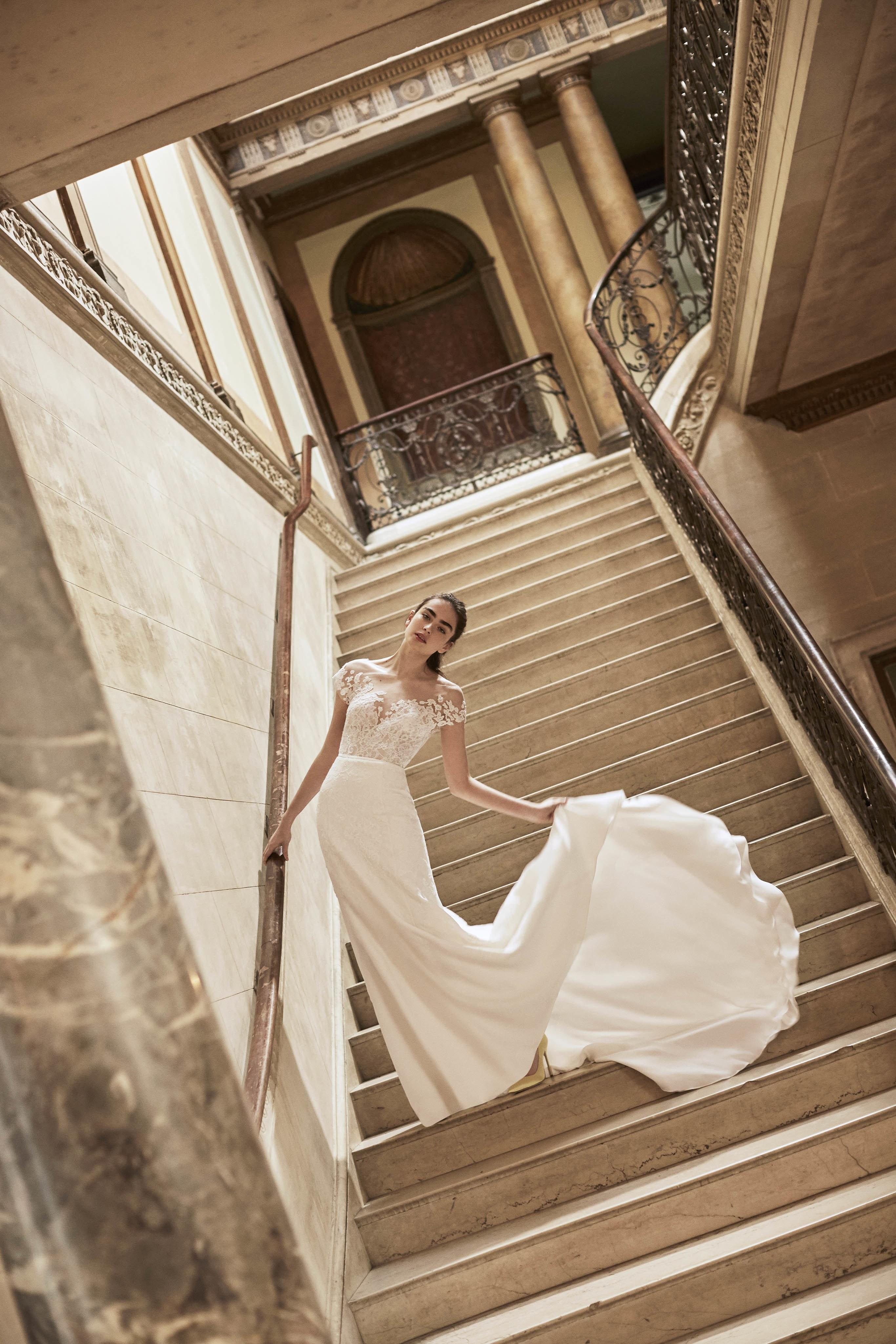 Vestidos de novia Carolina Herrera 2019