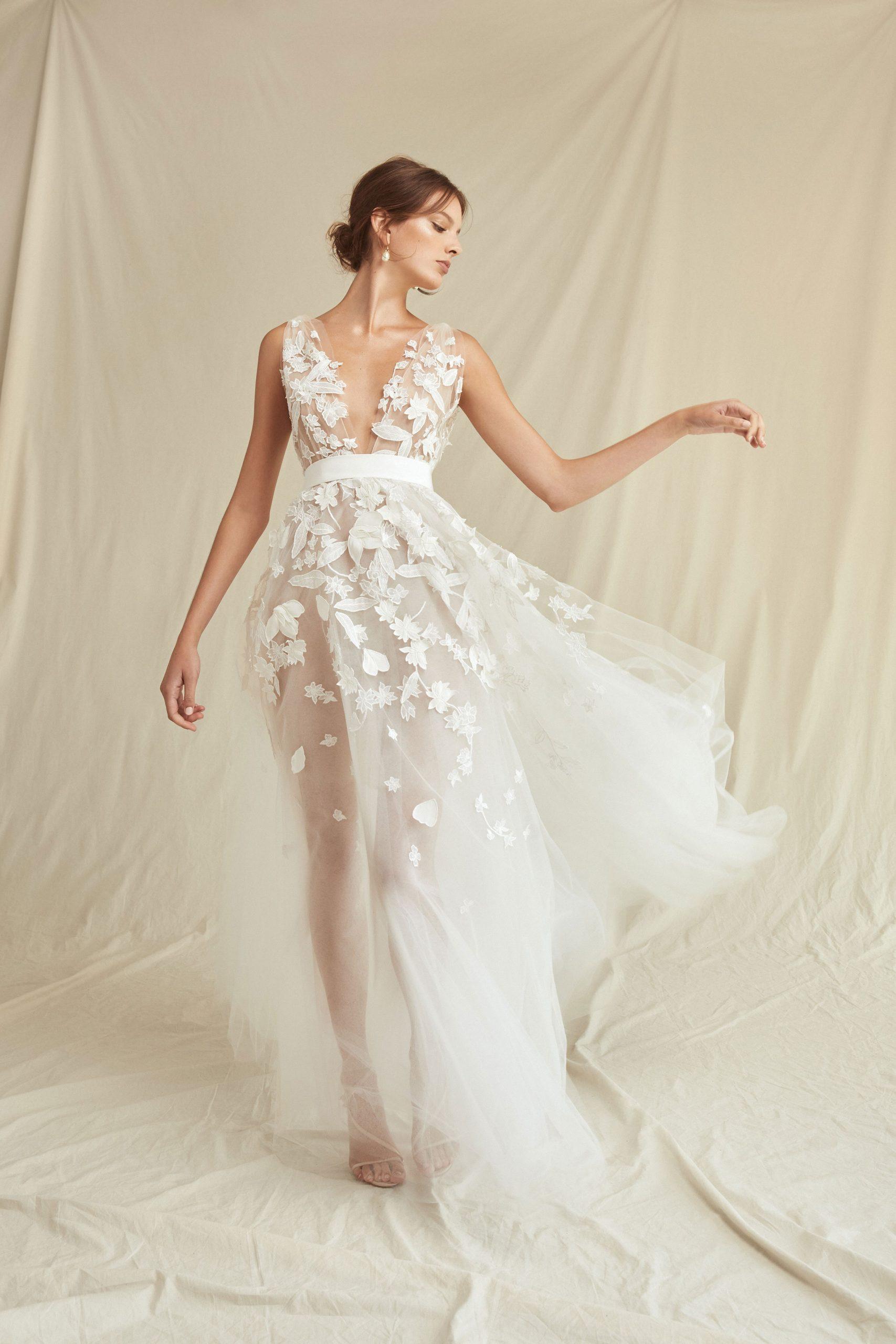 Vestidos de novia Oscar de la Renta 2021