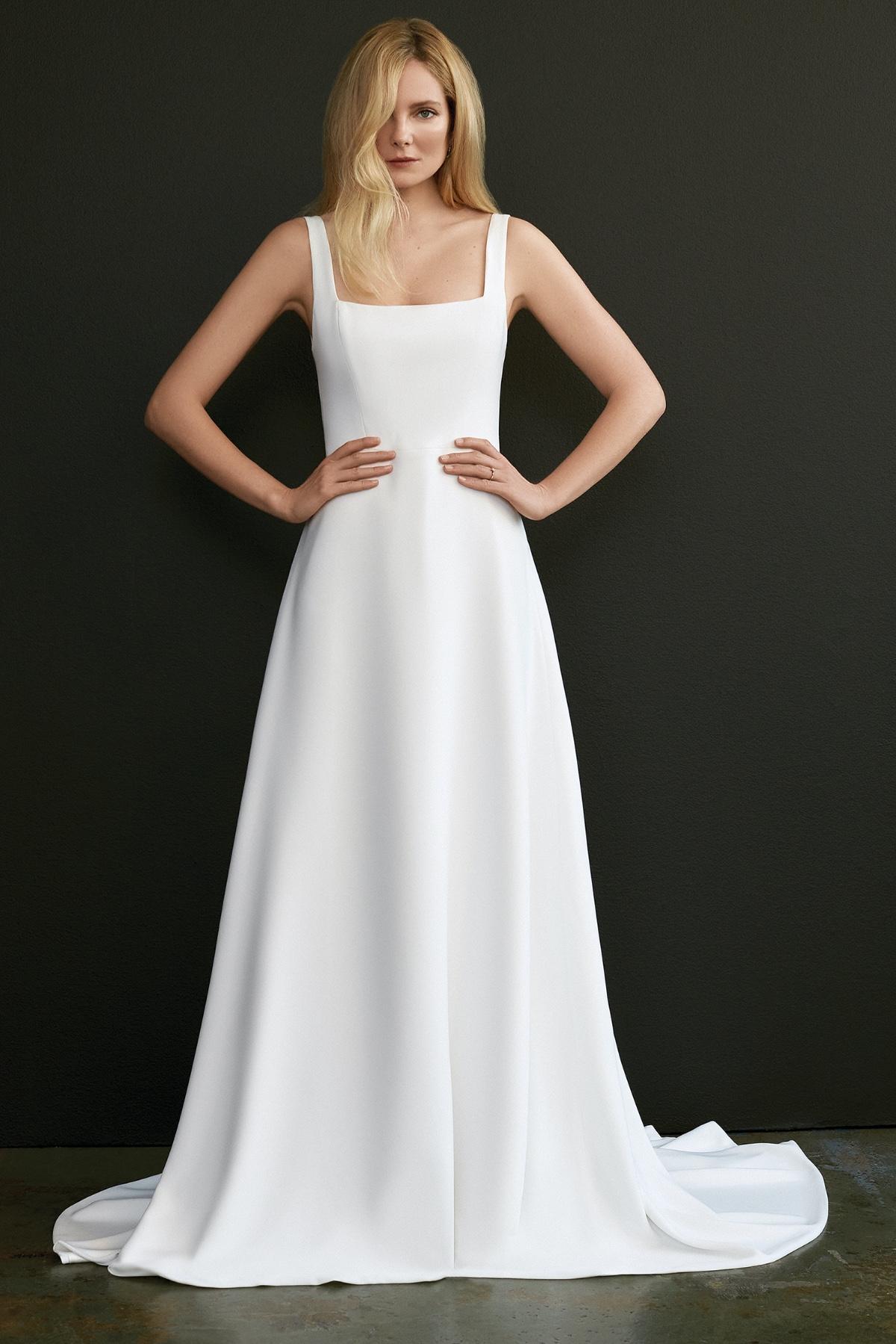 Tendencias en vestidos de novia 2021
