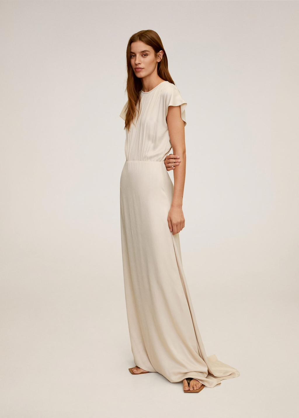 Vestido de novia Mango