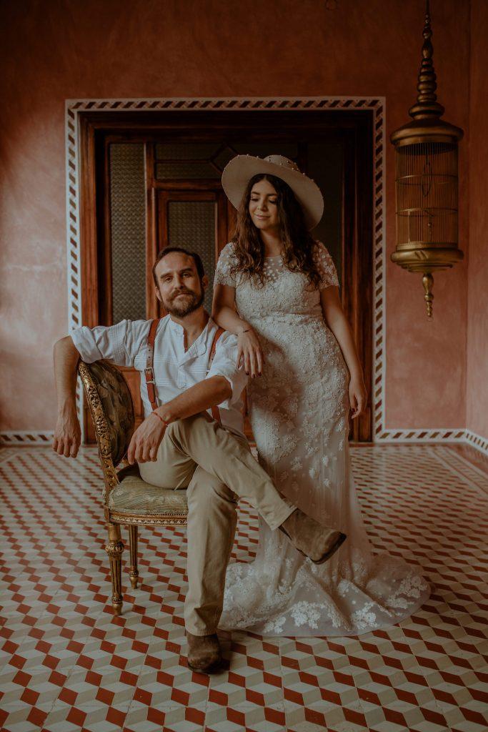 inspiración para parejas alternativas en Casona La Punta