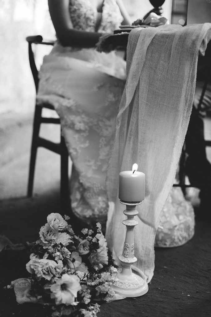 Solana elopement romántico