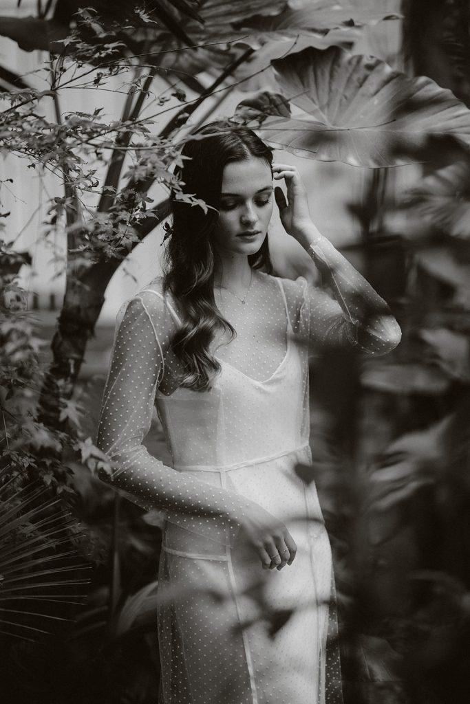 Vestidos de novia para bodas íntimas