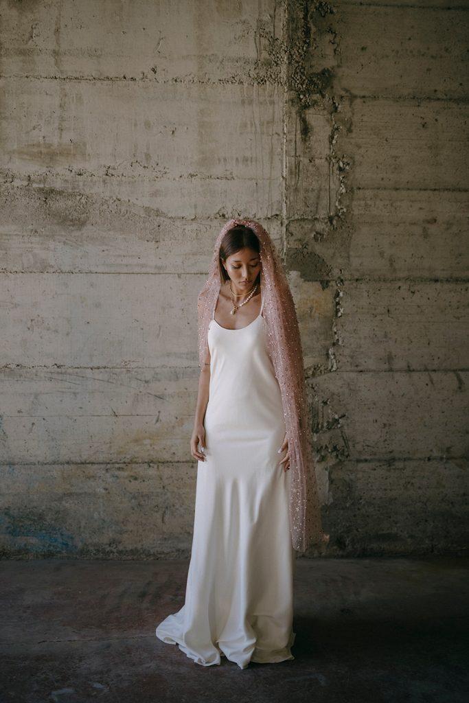 tendencias en velos de novia