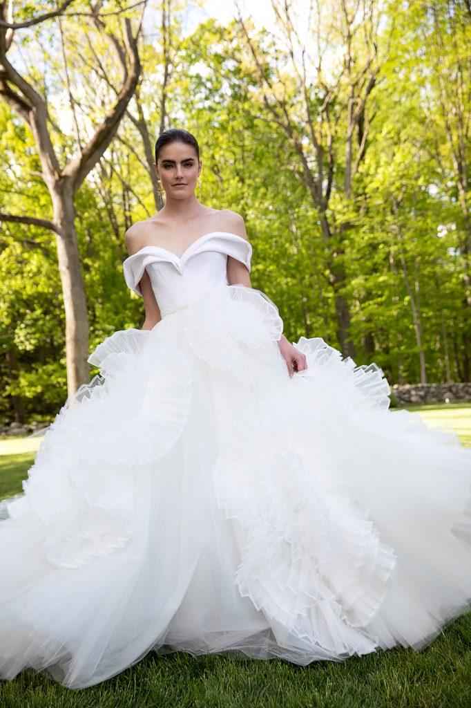 Vestidos de novia Christian Siriano 2021