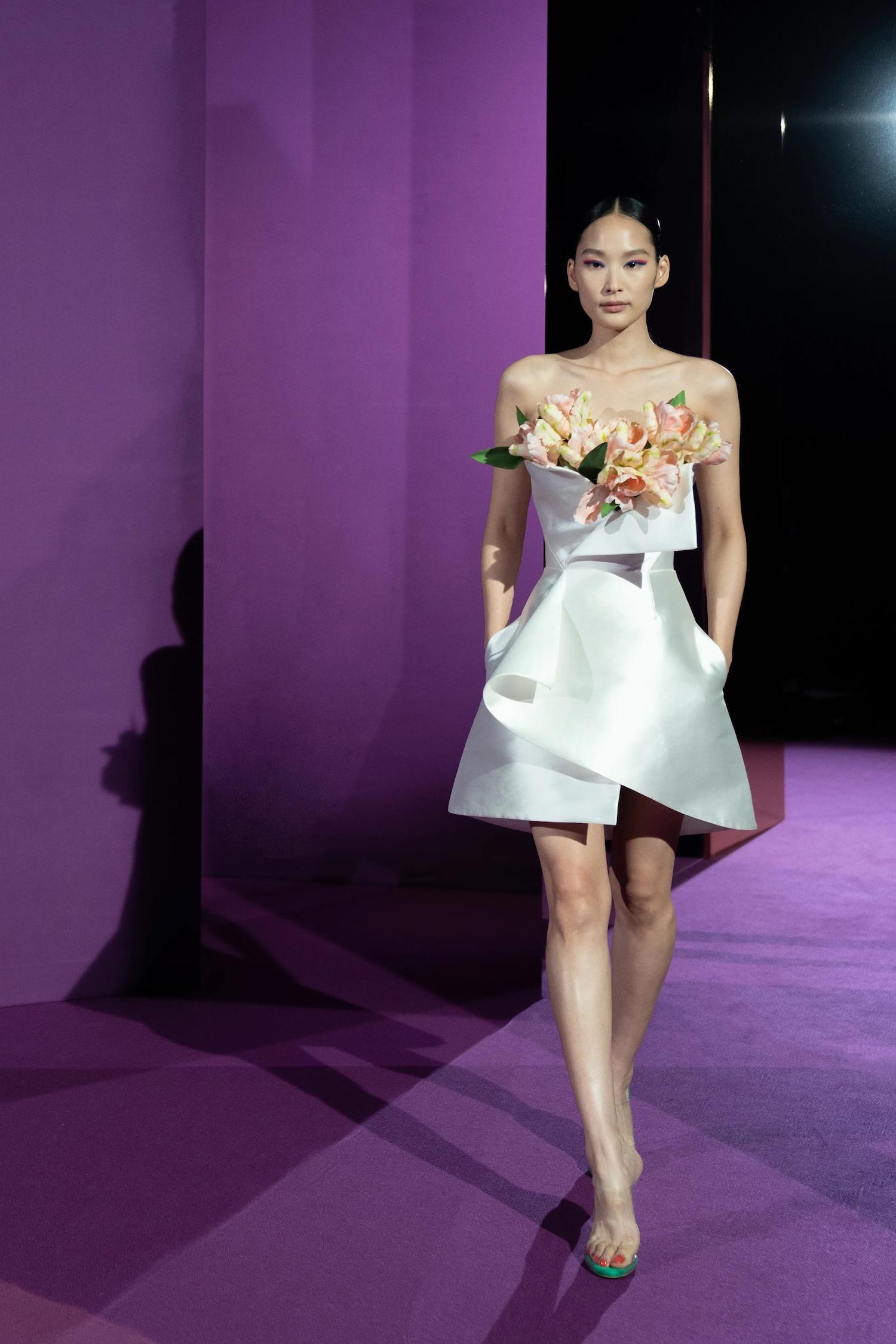 Vestidos de novia Haute Couture otoño 2021